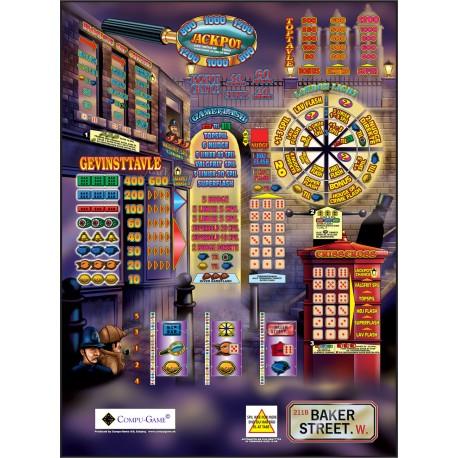 spilleautomat Bakker street